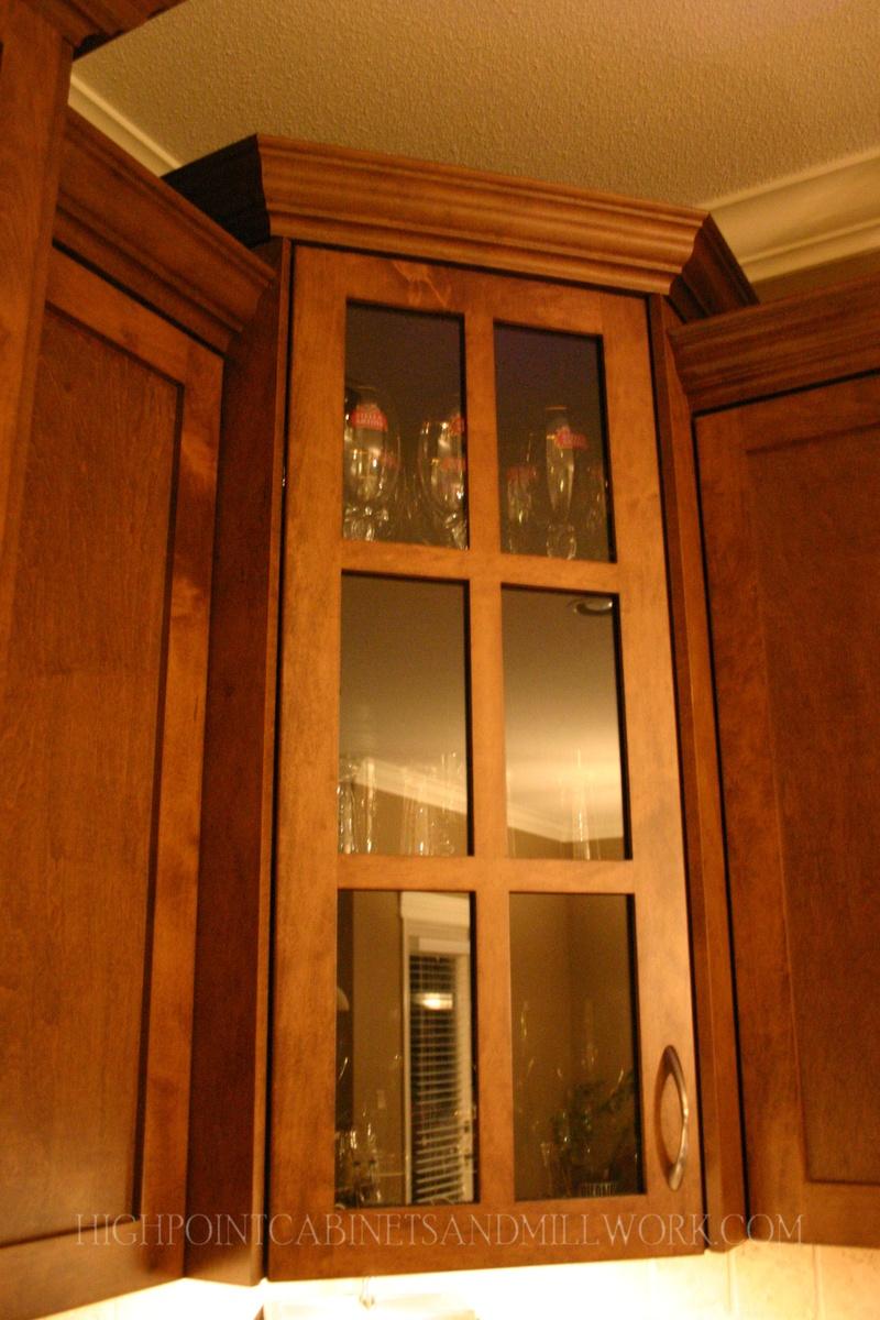 Maple 6-Pane Mullion Door